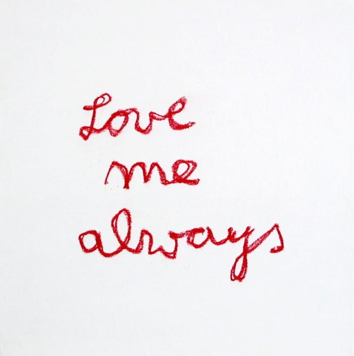 Herrad Gutekunst-Love me always