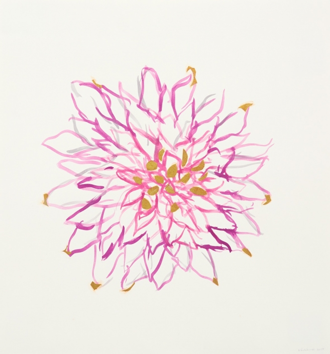 Herrad Gutekunst-Chrysantheme
