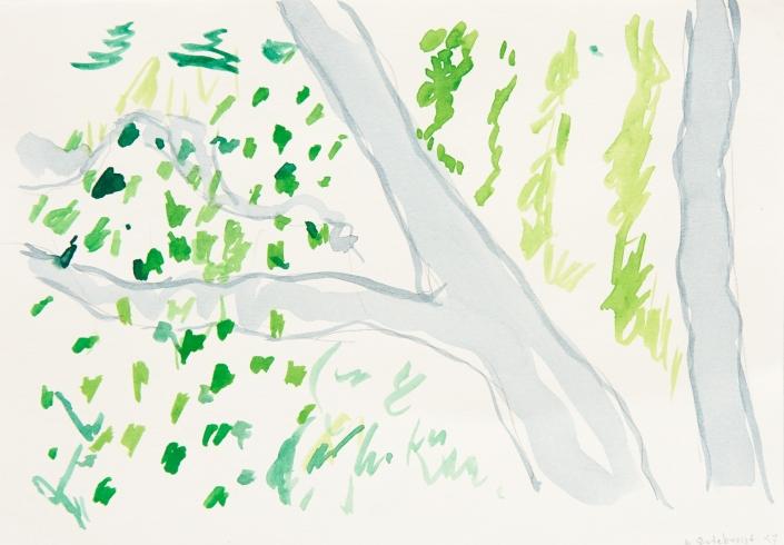 Herrad Gutekunst-Waldstück Amrum