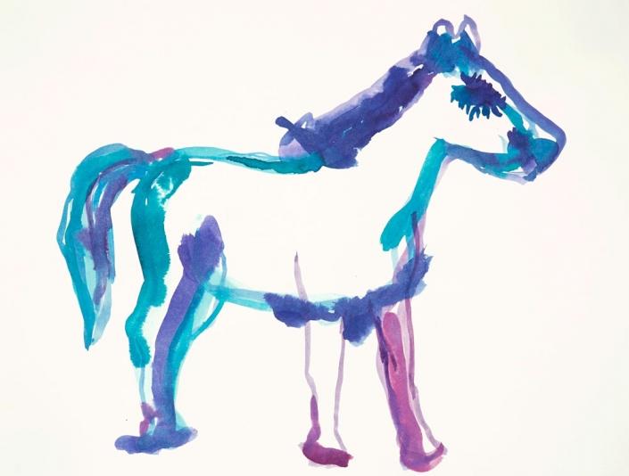 Herrad Gutekunst-Pferd